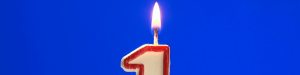 Lee más sobre el artículo Celebrating our 1st birthday with a great surprise!