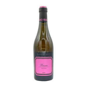 Hispano+Suizas Bassus Pinot Noir Dulce Rosado