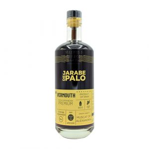 Jarabe de Palo Red Vermouth
